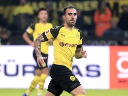 BVB schließt Kauf von Paco Alcacer ab