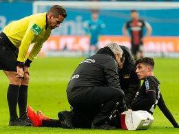 Leverkusens Havertz fällt im Pokal aus