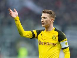 Untypische Nachlässigkeit: Reus jetzt hinter Lewandowski