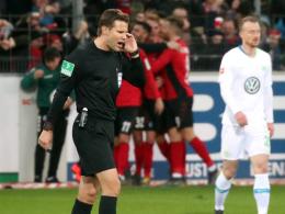 Darum zählte Freiburgs 4:3 gegen Wolfsburg zu Recht nicht