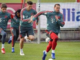 Ulreich rechnet mit Neuers Rückkehr gegen Augsburg
