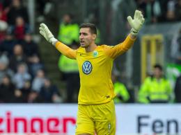 Wolfsburger Wunsch: Casteels soll verlängern