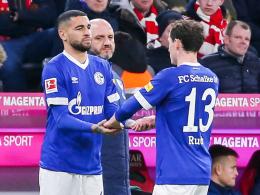Mascarell winken neue Möglichkeiten auf Schalke