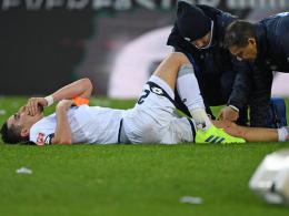 Das Knie: Hübner fehlt Hoffenheim
