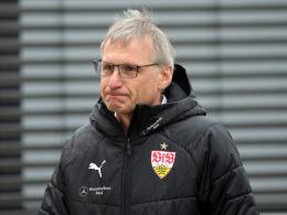 Reschke beim VfB: Verbrannte Erde, verbrannte Gelder