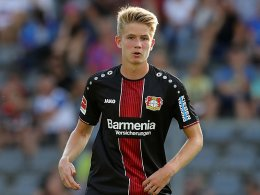 Profi-Vertrag für U-19-Talent Jan Boller