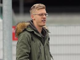 Ungute Erinnerungen: Baumgartl bereitet dem VfB Sorgen