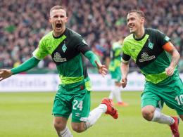 LIVE! Hertha gegen Werder oder: Das Hoffen auf Europa