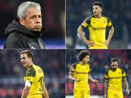 Im Zwischentief: Dortmund und die Sehnsucht nach Reus