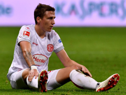 Fortuna: Drei wichtige Ausfälle gegen Mit-Aufsteiger Nürnberg