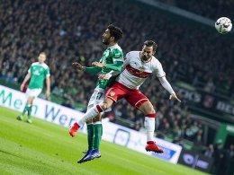 VfB-Abwehr hält: Bremens Jagd aufs 2:1 misslingt