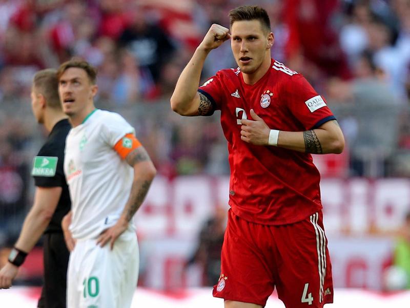 Bayerns Matchwinner Niklas Süle