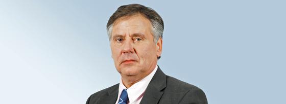 kicker-Chefredakteur Rainer Franzke
