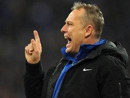 53 Punkte im Jahr 2012: Für den SC Freiburg und Trainer Christian Streich geht ein tolles Jahr zu Ende.