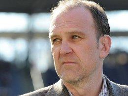 Noch ohne neuen Job: Jörg Schmadtke.