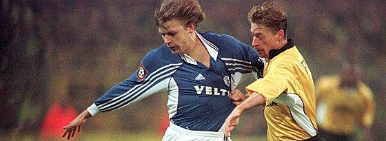 Youri Mulder, Steffen Freund