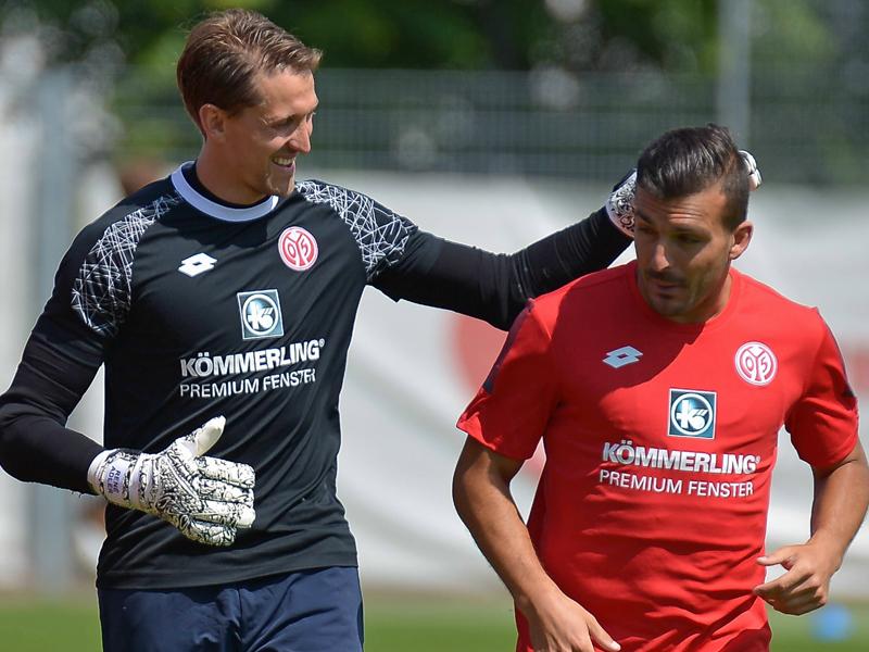 Mainz: Adler & Co. schwitzen unter Neu-Coach Schwarz