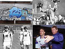 Höhen und Tiefen aus 125 Jahren Hertha BSC