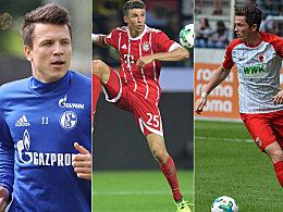 Die 18 Gewinner der Bundesliga-Vorbereitung