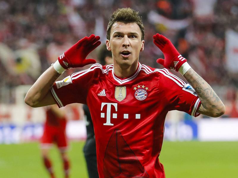 Torhungrige Bayern-Legionäre: Lewandowski vor Robben
