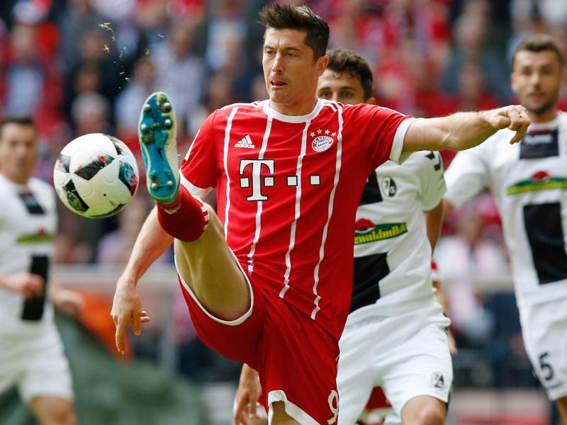 Lewandowski gegen seinen Liebling - Gisdols Novum