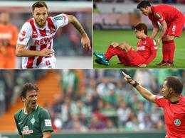 7:1 - Köln gewinnt den Statistik-Vergleich mit Werder