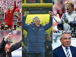 Die meisten Bundesligasiege: Knackt Heynckes die 500?