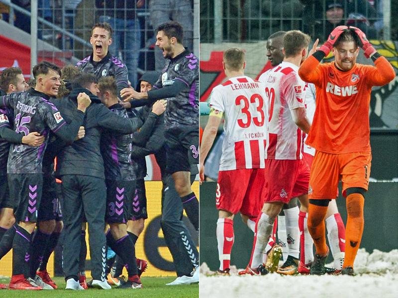 Mega-Comebacks: Nur Bayern toppt Freiburg