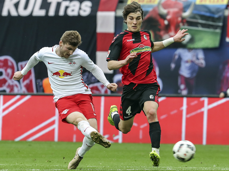 Bayerns Lauf - Werner und Ujah gegen den Lieblingsgegner