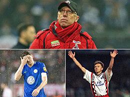 Rückkehrer Stöger, Gomez und Breitenreiter