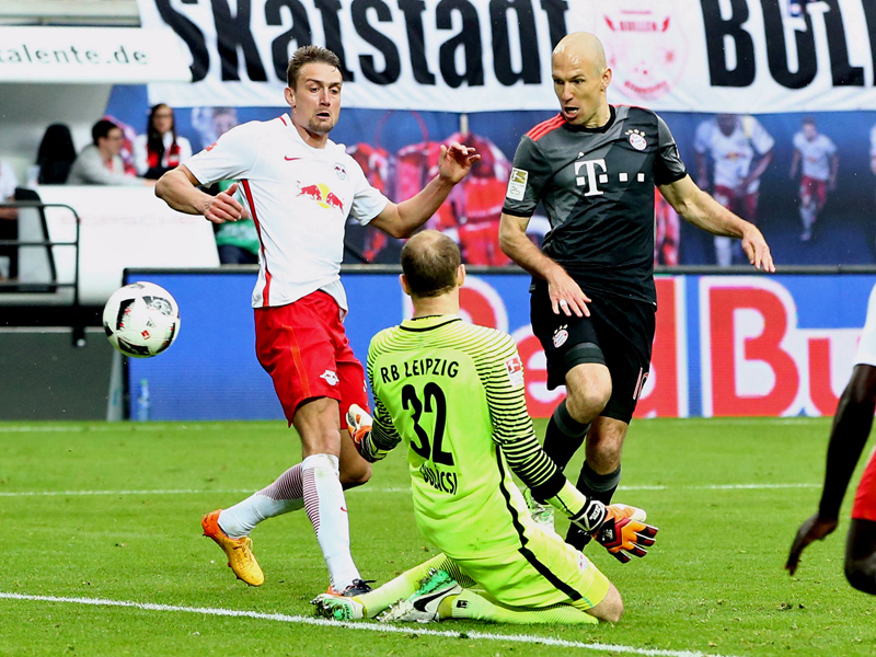 Leipzigs lahmer Angriff und Bayerns besonderes Auswärtsspiel