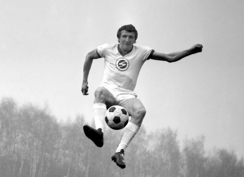 DDR-Rekordspieler: Keiner schlägt Jubilar Vogel