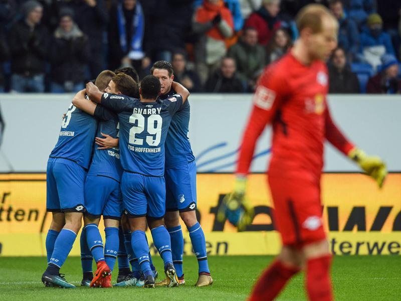 Hoffenheimer Torgarantie - Rangnick trifft den Ex-Klub