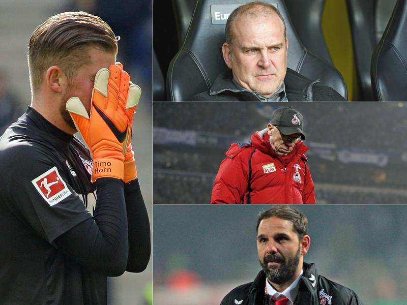 Von Europa ins Unterhaus: Kölns Weg in die 2. Liga - Bundesliga | Bildergalerie - kicker