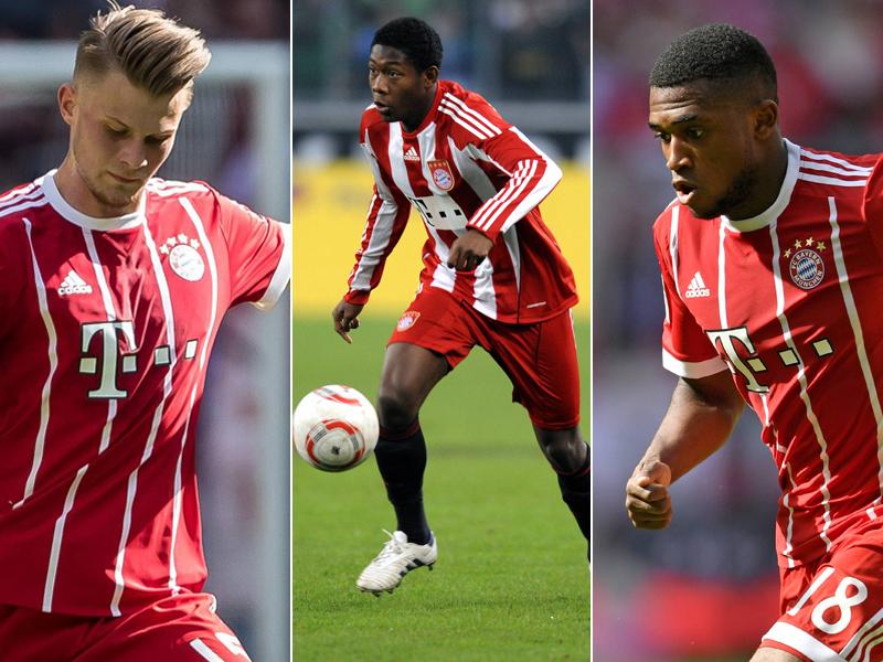 Bayerns Jüngste: Evina und Mai neu dabei - Bundesliga | Bildergalerie - kicker