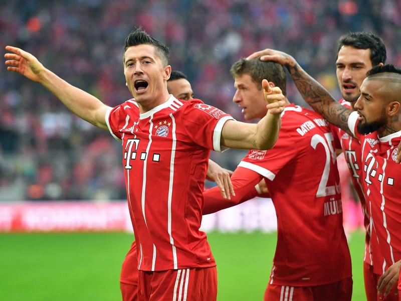 Ballermann 3.0: Lewandowskis Weg zur kicker-Kanone