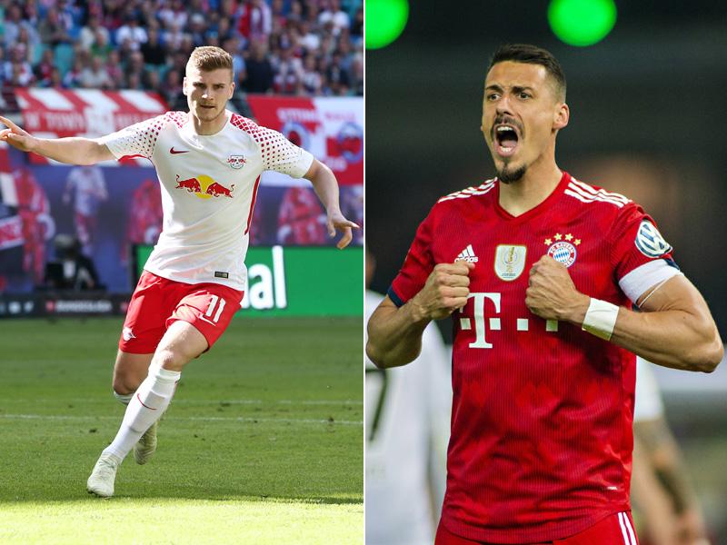 Zahlen und Statistiken zur Bundesliga-Saison 2017/18