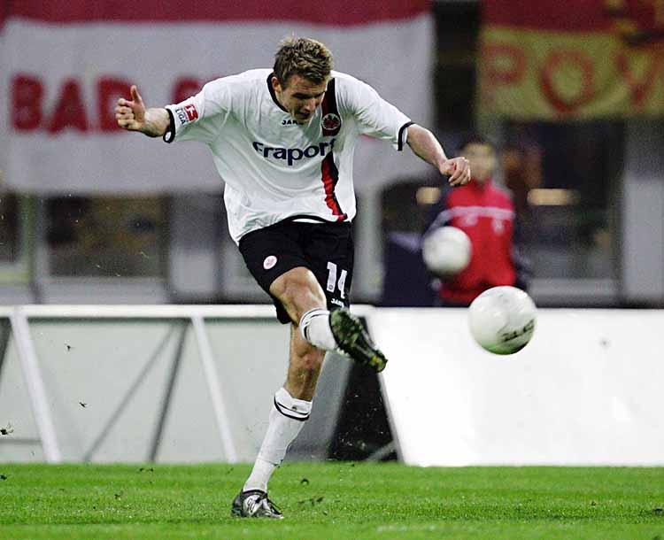 Alex Meier - Vom Phlegmatiker zum Fußballgott