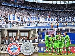 Wo Leipzig Letzter ist - und Dortmund vor Schalke