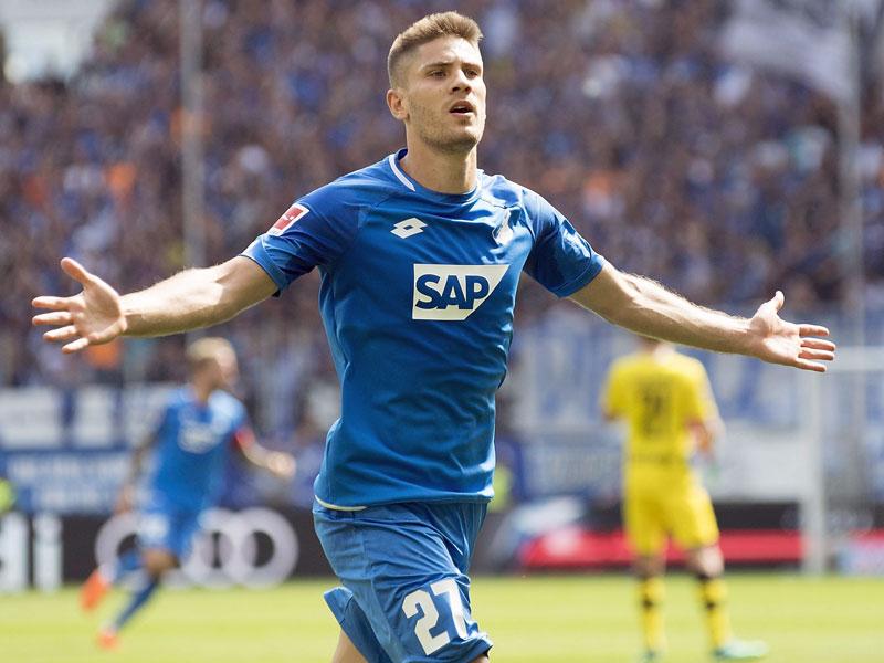 Lewandowski vorne gesetzt - TSG-Stürmer trumpfen auf