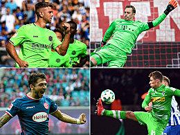 Neuers Jubiläum und der Hertha-Schreck