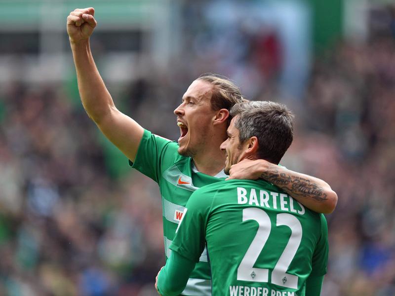 Bremens Serie - Lieblingsgegner für BVB und Bayern