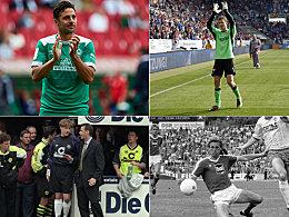 Acht vor Pizarro: Die ältesten Spieler der Bundesliga-Geschichte