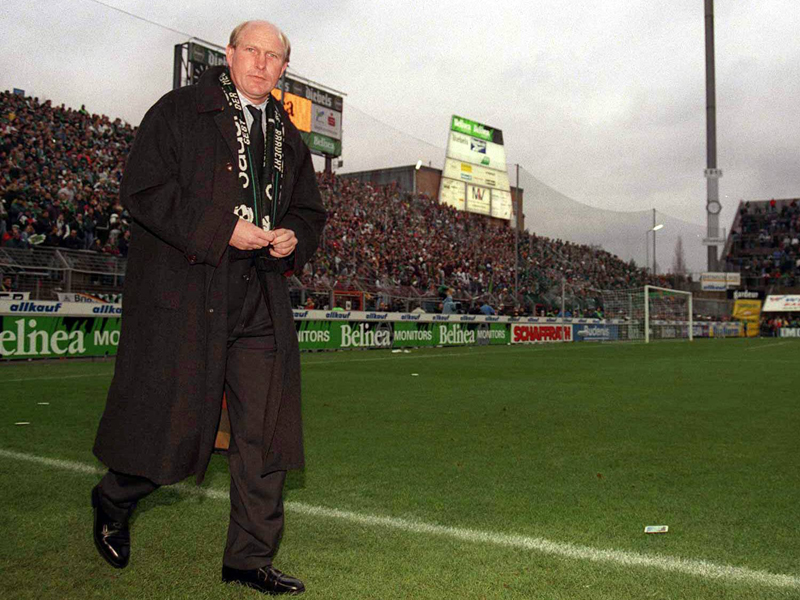 Grashoff blieb fast 25 Jahre: Gladbachs Manager im Überblick