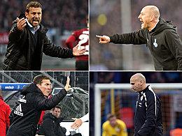 Was brachten die Trainerwechsel? Eine Zwischenbilanz