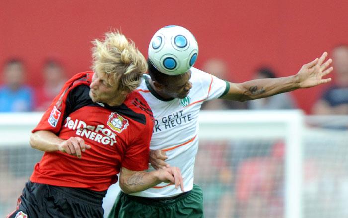 Leverkusen-Bremen - Ein Duell auf Augenhöhe