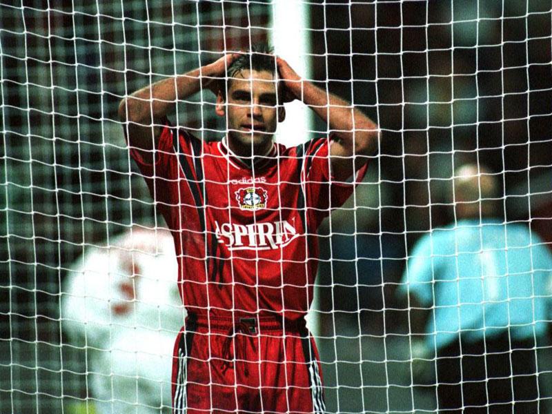 1997: Ulf Kirsten (Bayer Leverkusen) - 22 Tore
