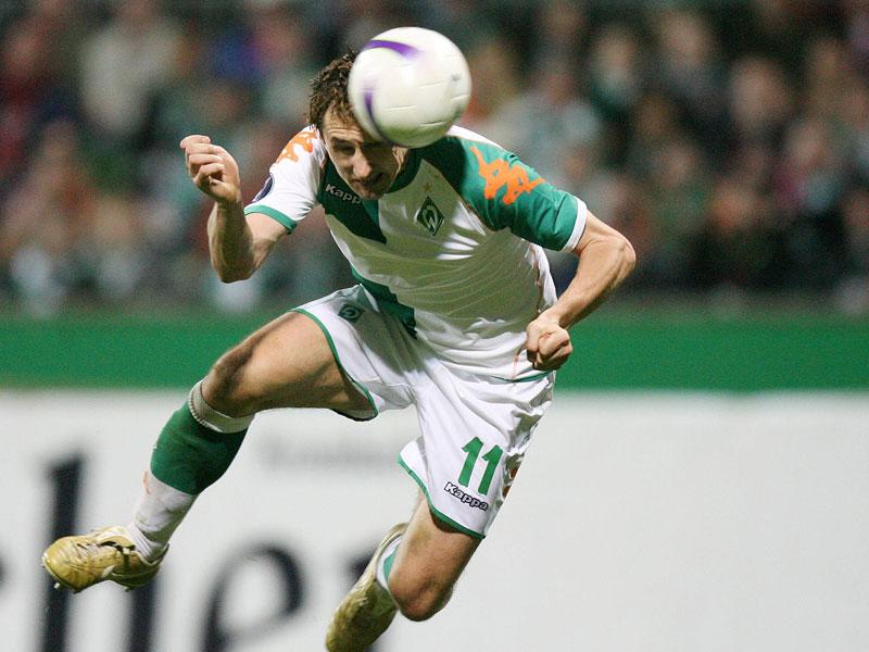 2006: Miroslav Klose (Werder Bremen) - 25 Tore