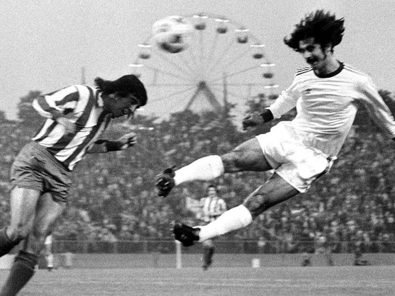 1973: Gerd Müller (FC Bayern) - 36 Tore
