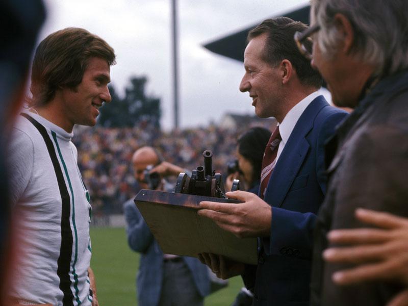 1975: Jupp Heynckes (Borussia Mönchengladbach) - 27 Tore